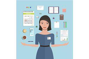 מזכירה - מנהלת משרד